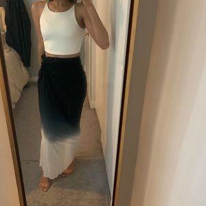🌸3 for $25🌸 NWOT Zara White Mini Crop